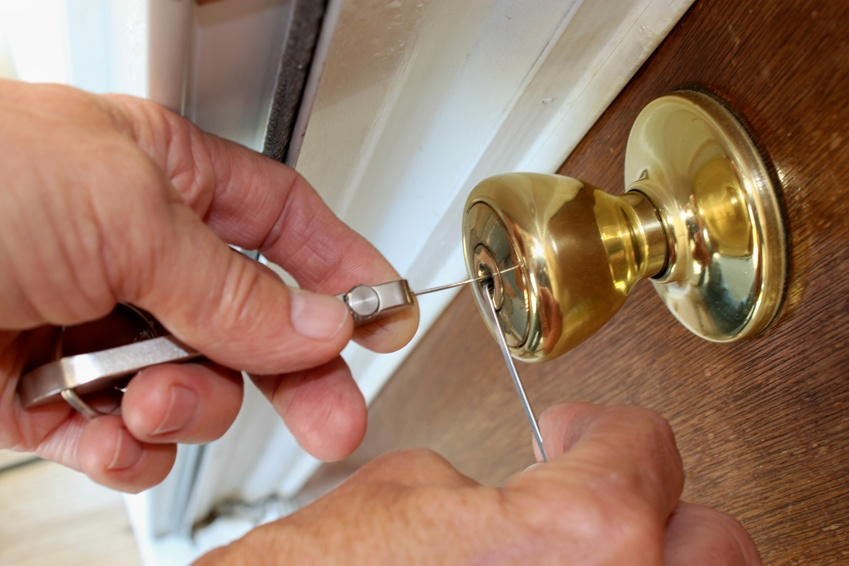 electronic security locksmith